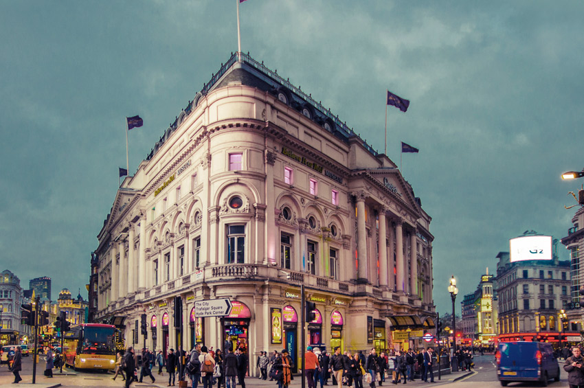 London's Real Estate