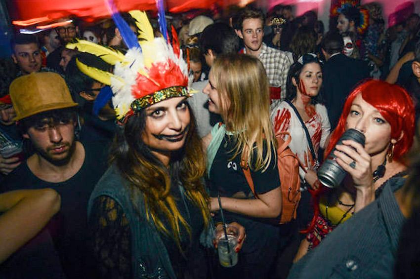 Bloomsbury Halloween