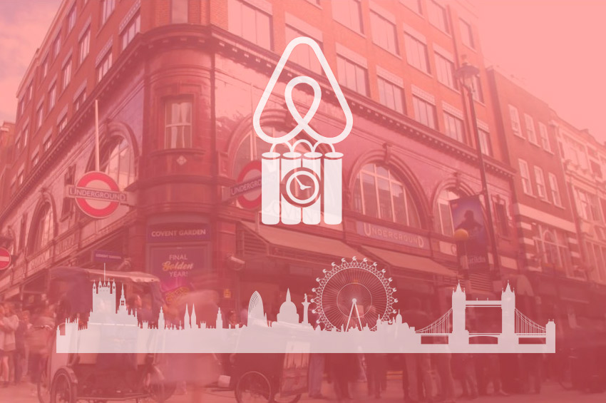 Arbnb Time Bomb 1, Greater London Properties