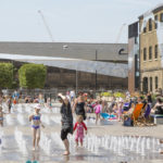 Granary Square, King's Cross