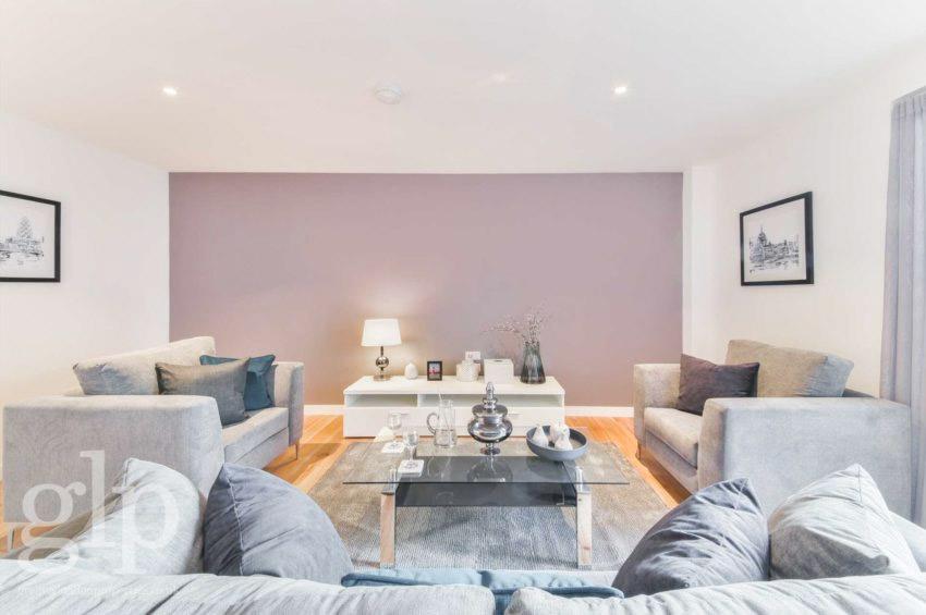 Flats to rent in Bloomsbury