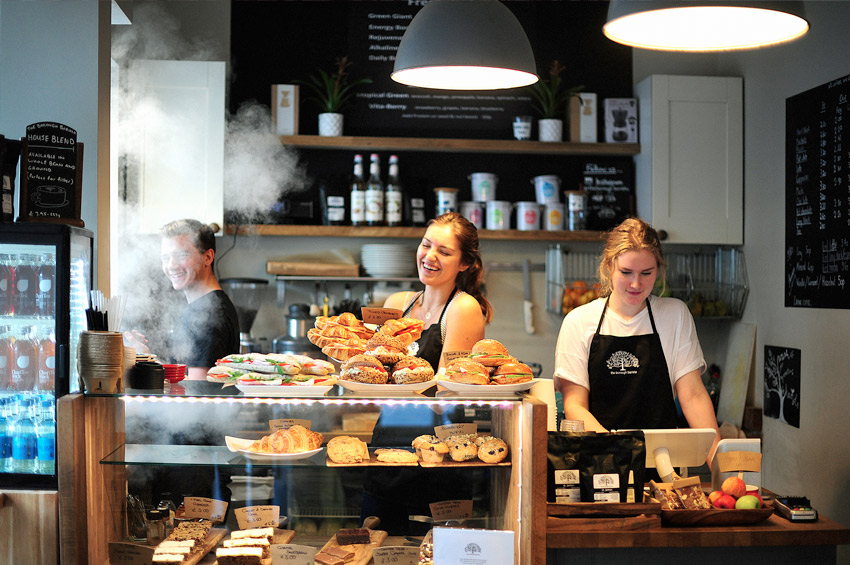 Marylebone Stores for Foodies