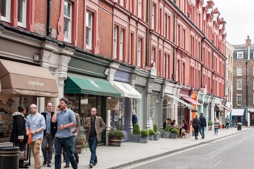 Chiltern Street Marylebone
