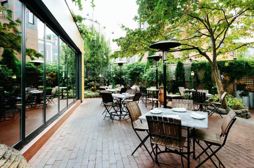 Best Outdoor Restaurants in London