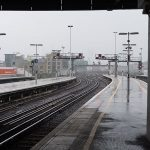 Sad train tracks and Why You Shouldn't Commute