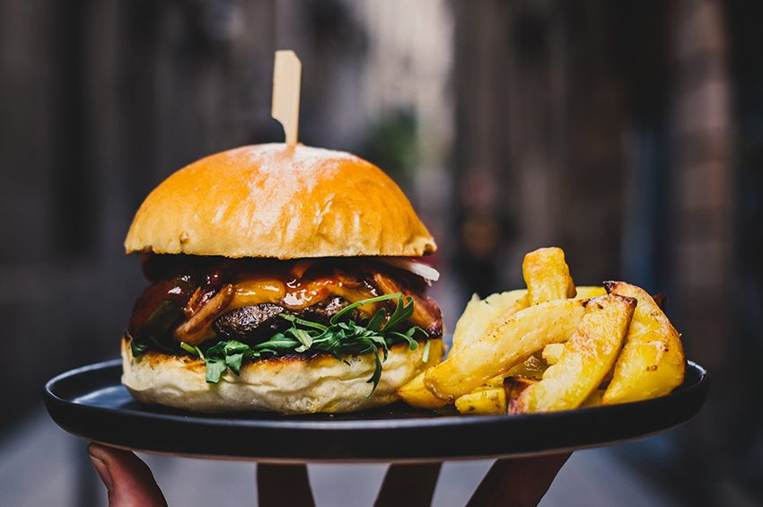 Burgers and fries - best burgers in London