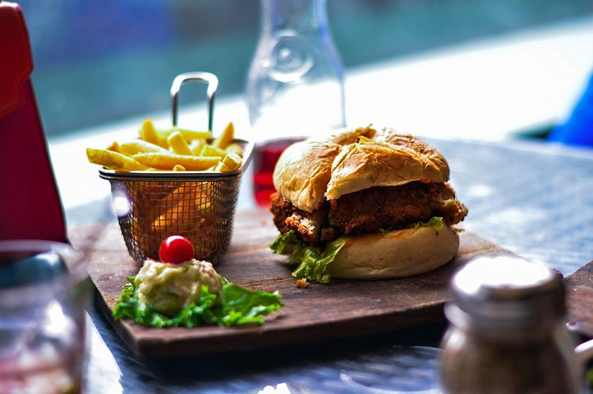 Best burger deals London