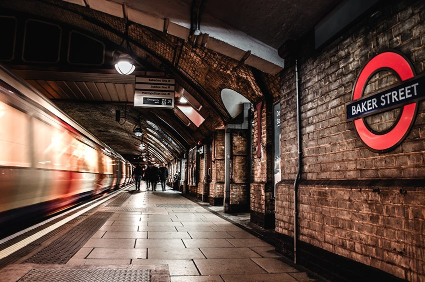 Underground station - London Underground History