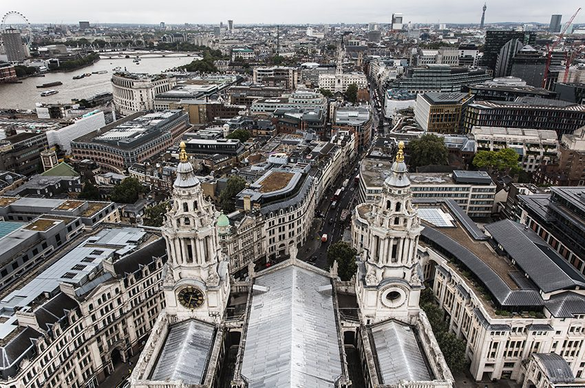 Oldest buildings in London