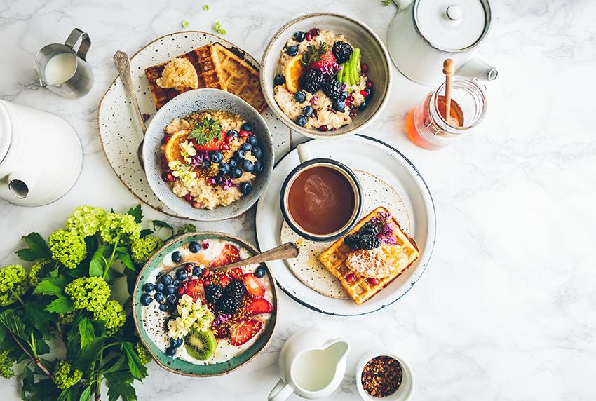 brunch spots in London breakfast