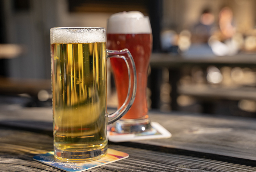 Beers at Best Places to Watch Football in London