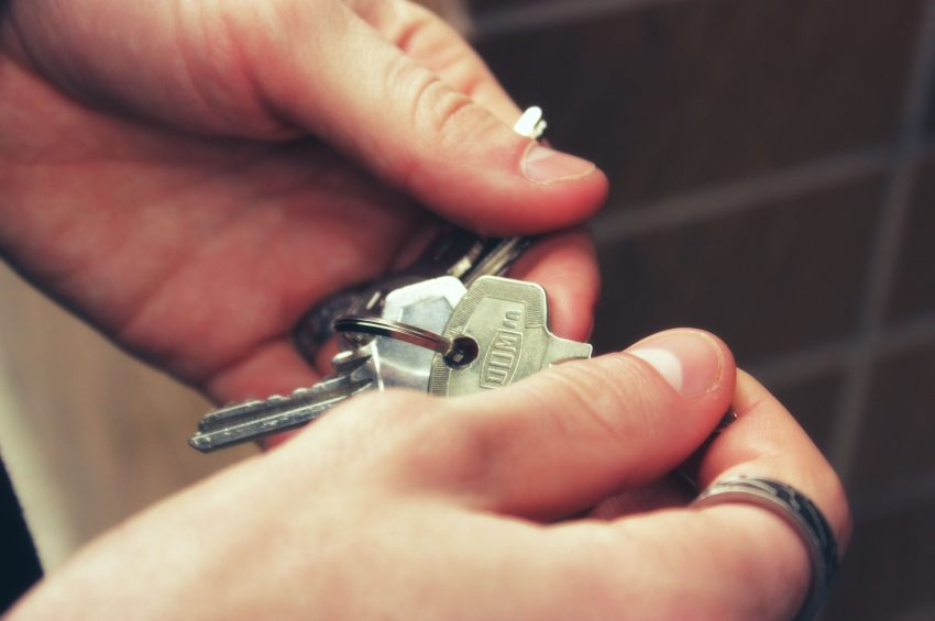 first time home buyer london house keys