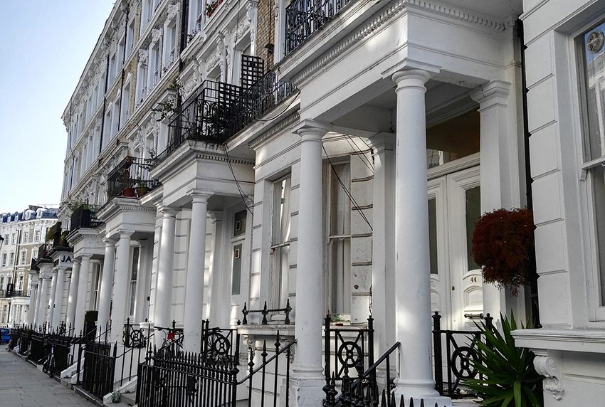 Famous people who have lived in Marylebone - houses