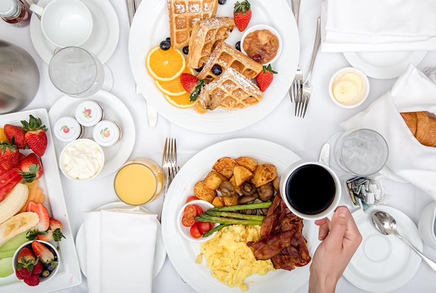 Ones Of The Best Breakfasts In London