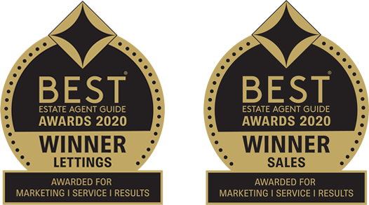 Best Estate Agent Award Sales and Lettings 2020