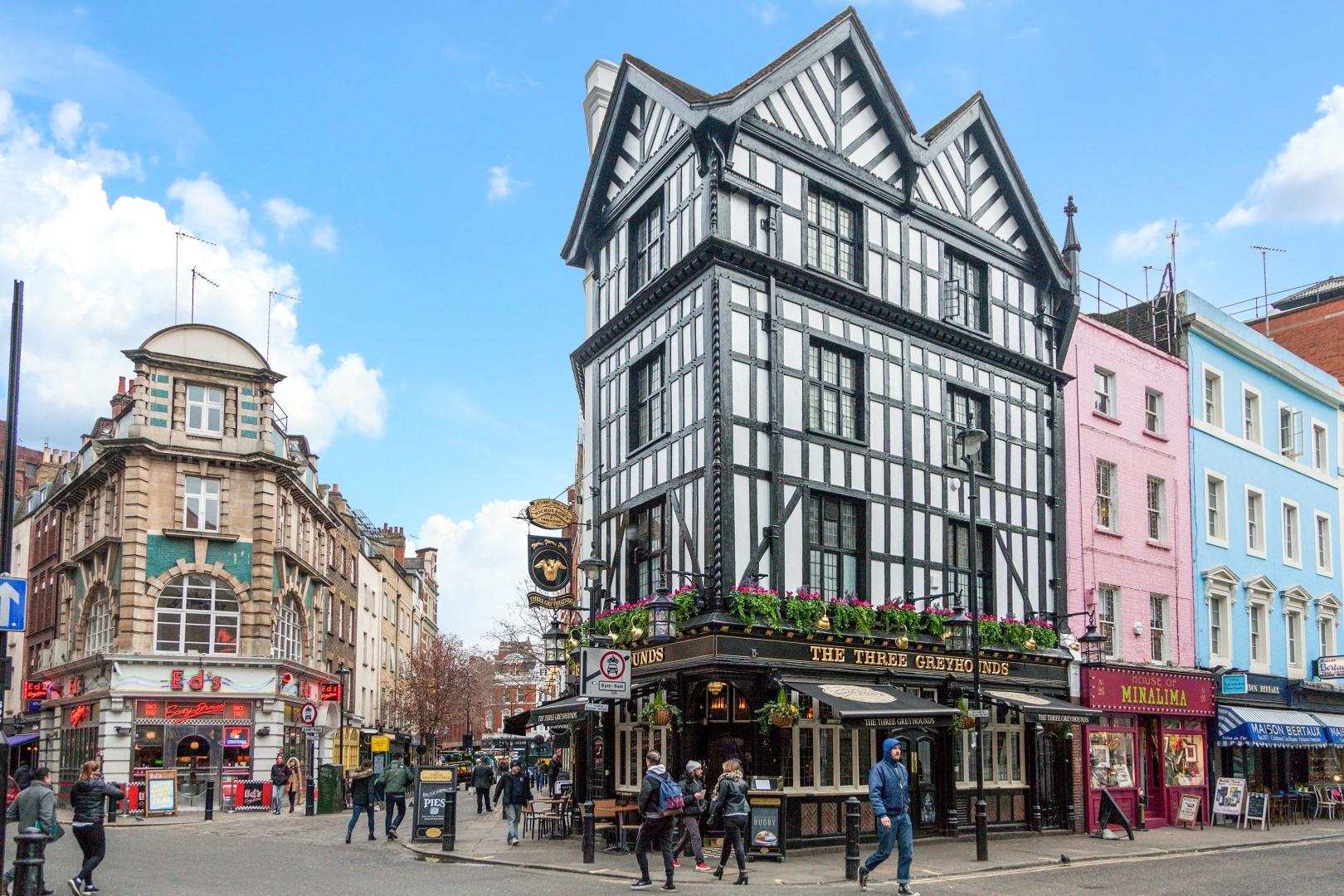 London Area Guides - Soho