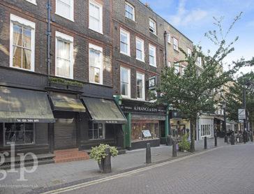 Bloomsbury - Lambs Conduit Street