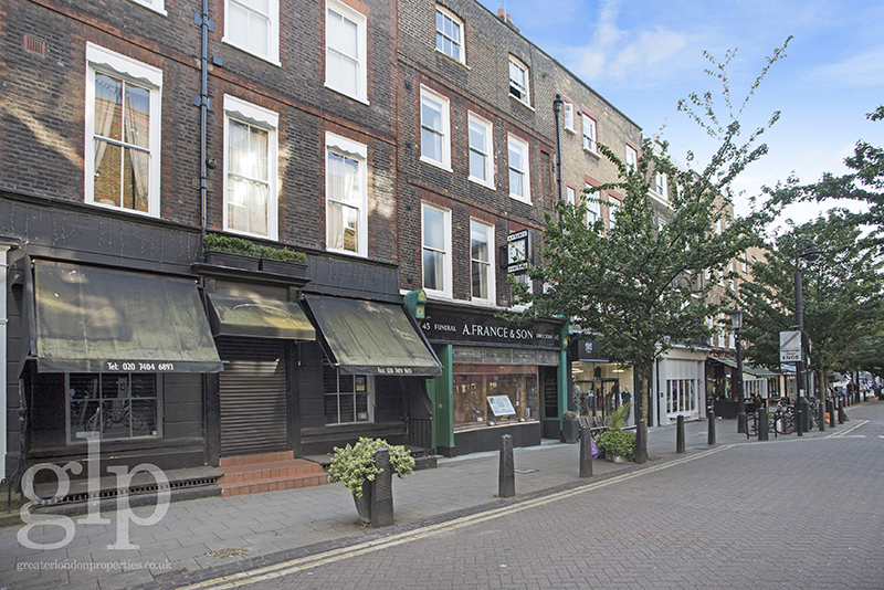 Bloomsbury - Lambs Conduit Street