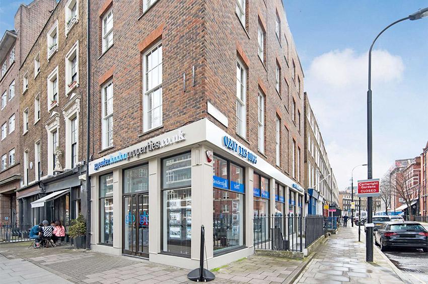 Bloomsbury Office, Greater London Properties
