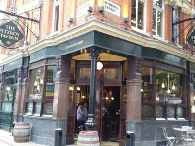 Fitzrovia Area Guide