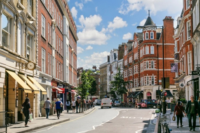 Marylebone Area Guide