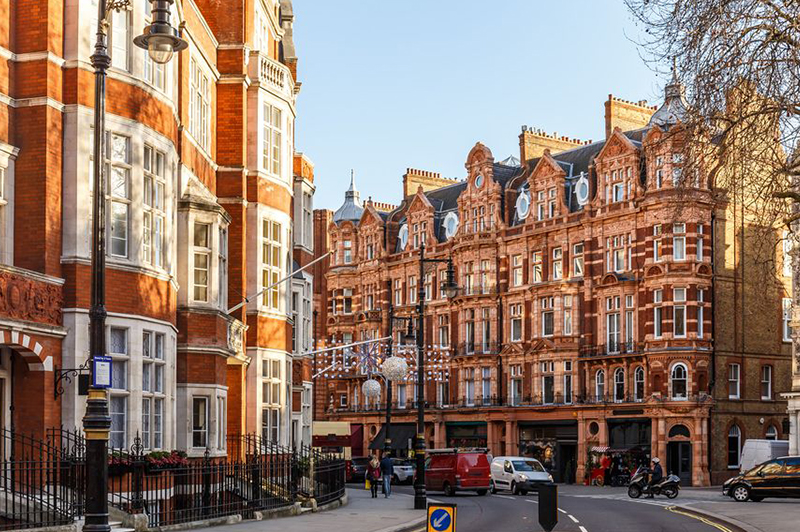 Mayfair Area Guide