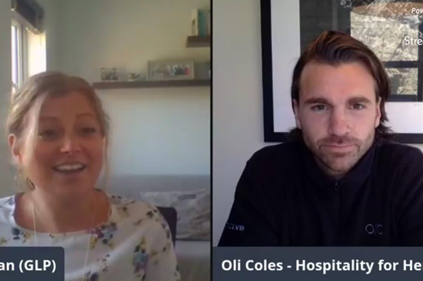 Business as UNusual Live - Hospitality for Heroes Interview