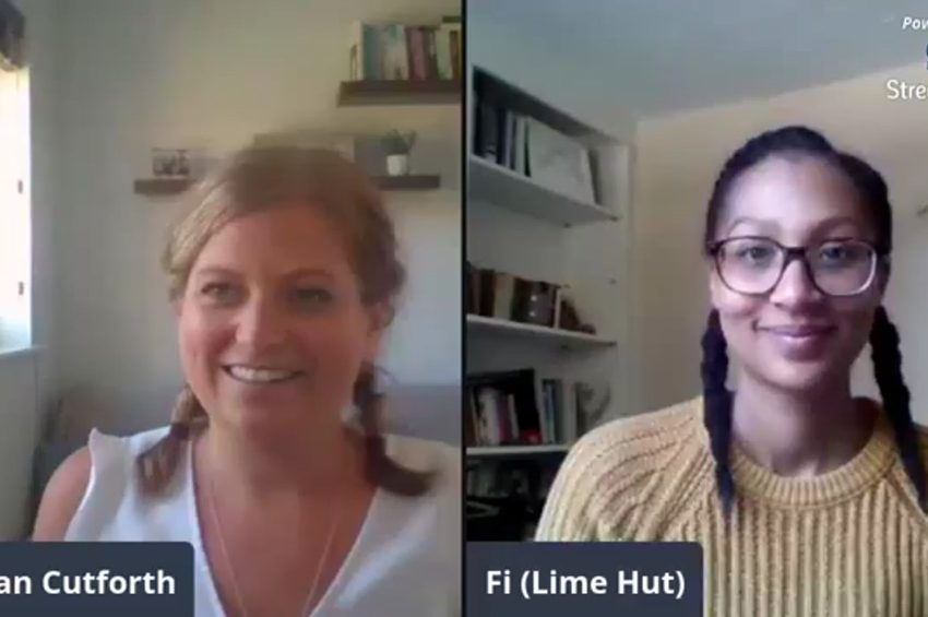 Business as UNusual Live - Lime Hut Interview