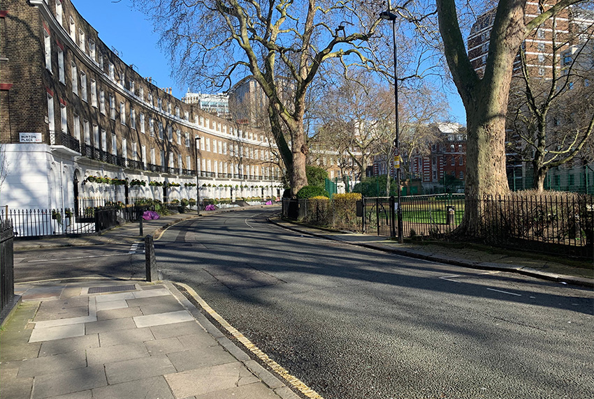 About Bloomsbury London