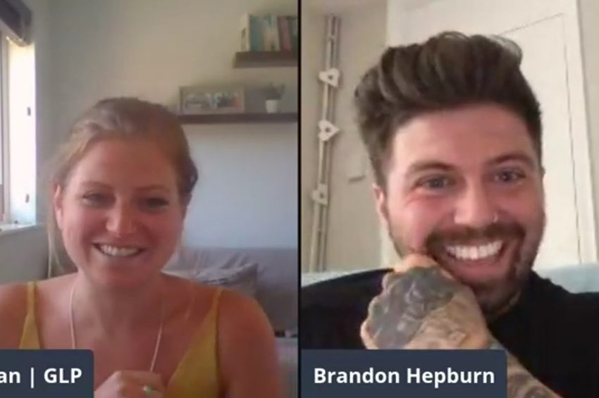 Business as UNusual Live - Interview with Brandon Hepburn