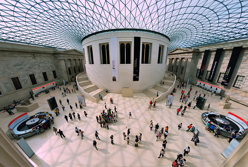 British Museum Bloomsbury