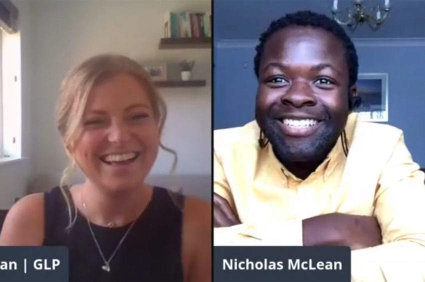 Business as UNusual Live - Interview with Nicholas McLean