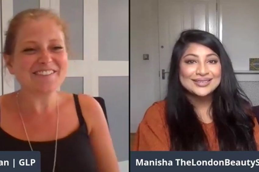 Business as UNusual Live - Interview with Manisha, The London Beauty Stylist