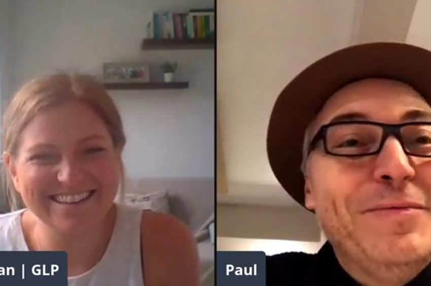 Business as UNusual Live - Interview with Paul Matteucci from Vasco and Piero's