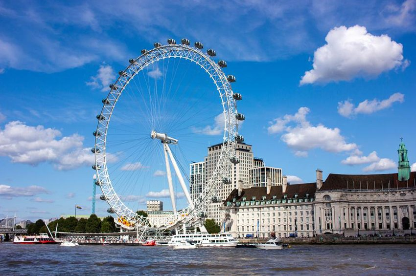 London Eye - Reasons to Move to Central London