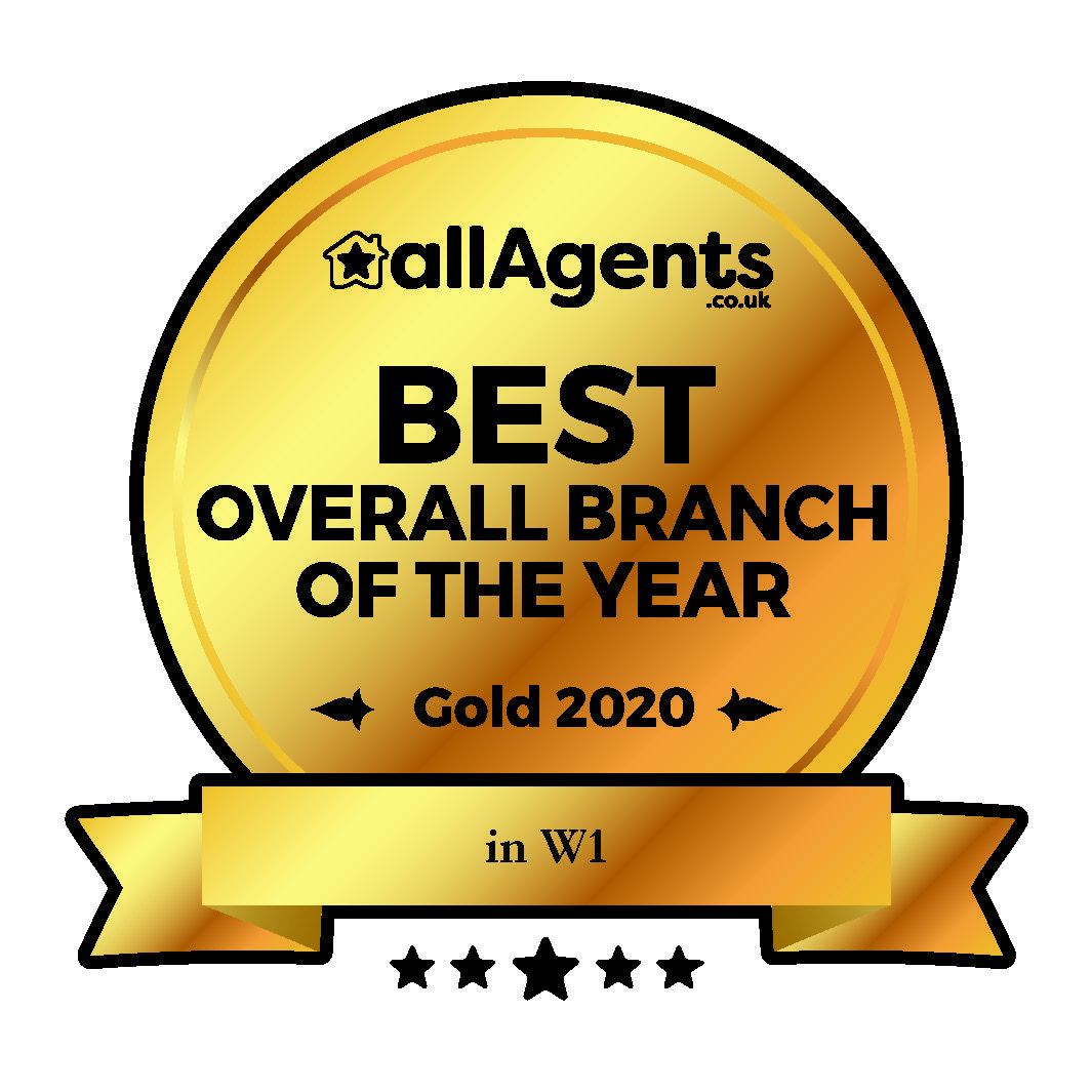 AllAgents HiRes Best Overall Branch In W1, Greater London Properties