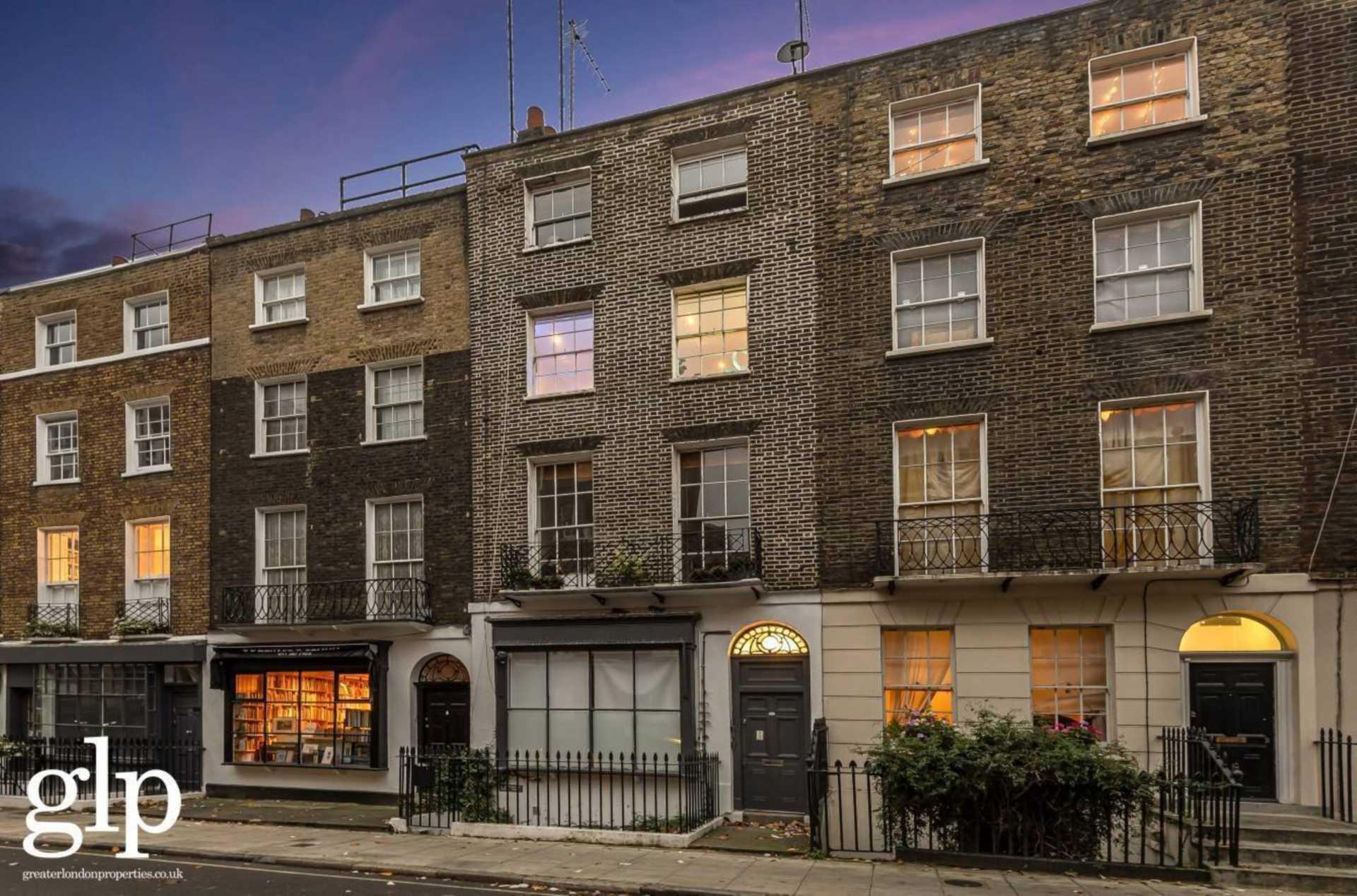 10002747 1, Greater London Properties