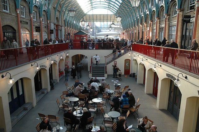 Where to eat Covent Garden